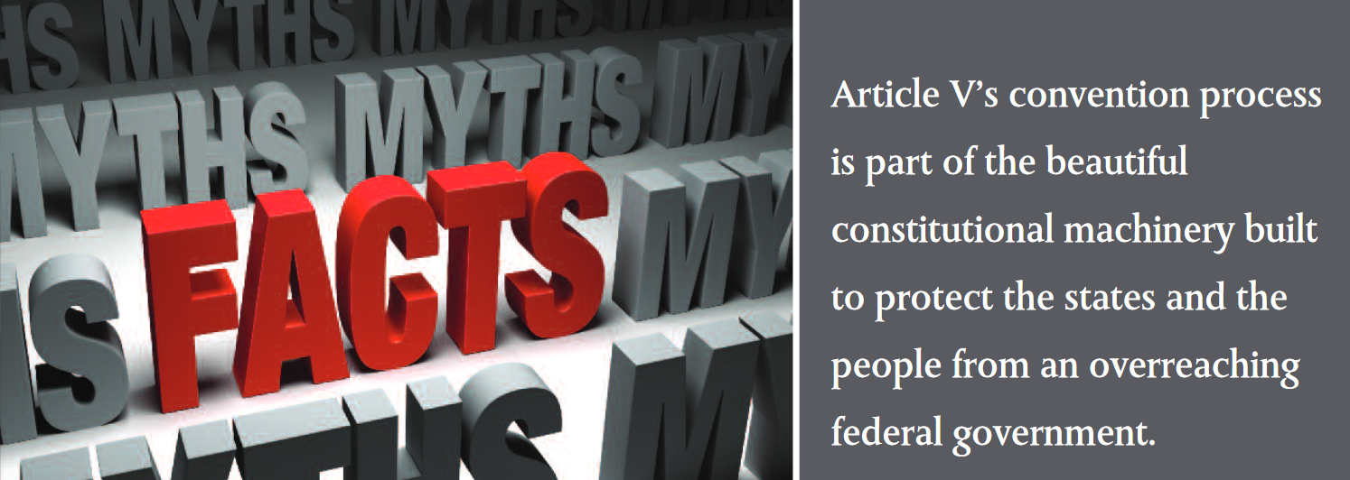 Article V's convention process is part of the beautiful constitutional machinery built to protect the states and the people from an overreaching federal government.